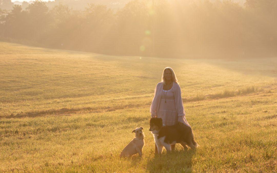 Birgit mit Hunden - Veröffentlichungen